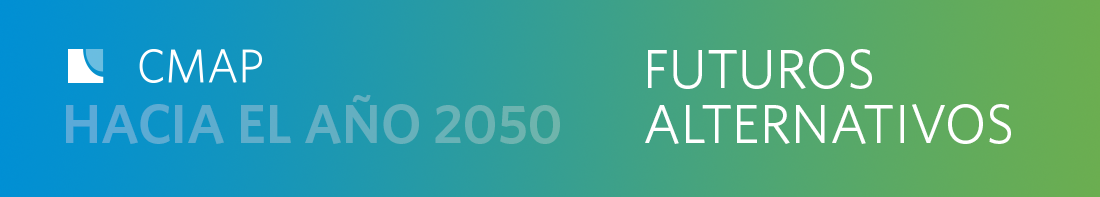 Alternative Futures for ON TO 2050