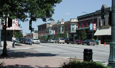 Libertyville Milwaukee Ave