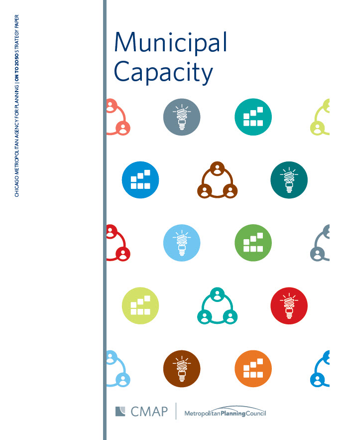 Municipal Capacity strategy paper cover