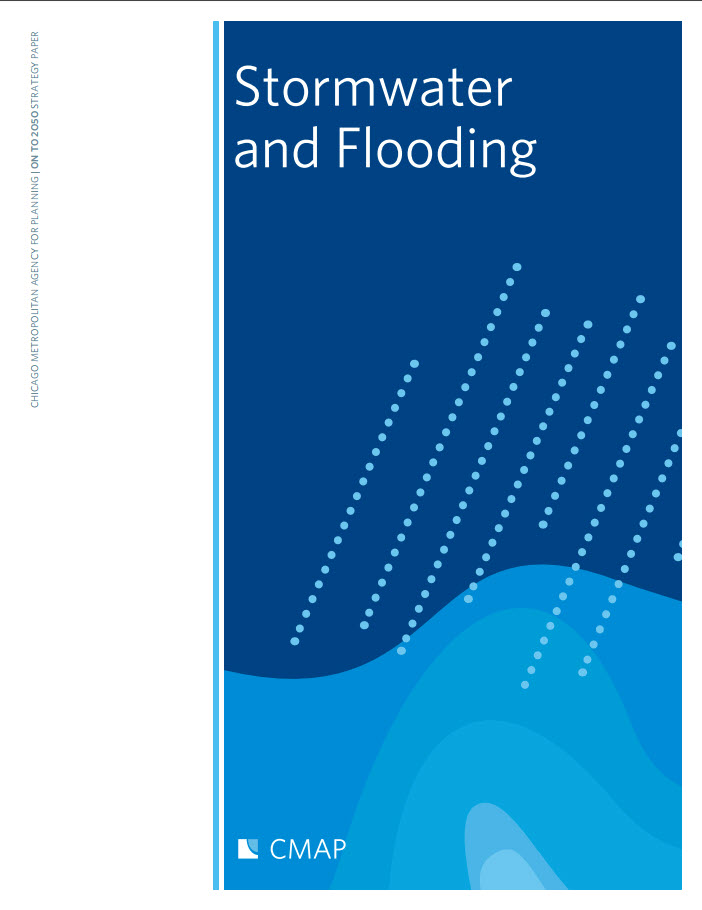 Stormwater and flooding cover