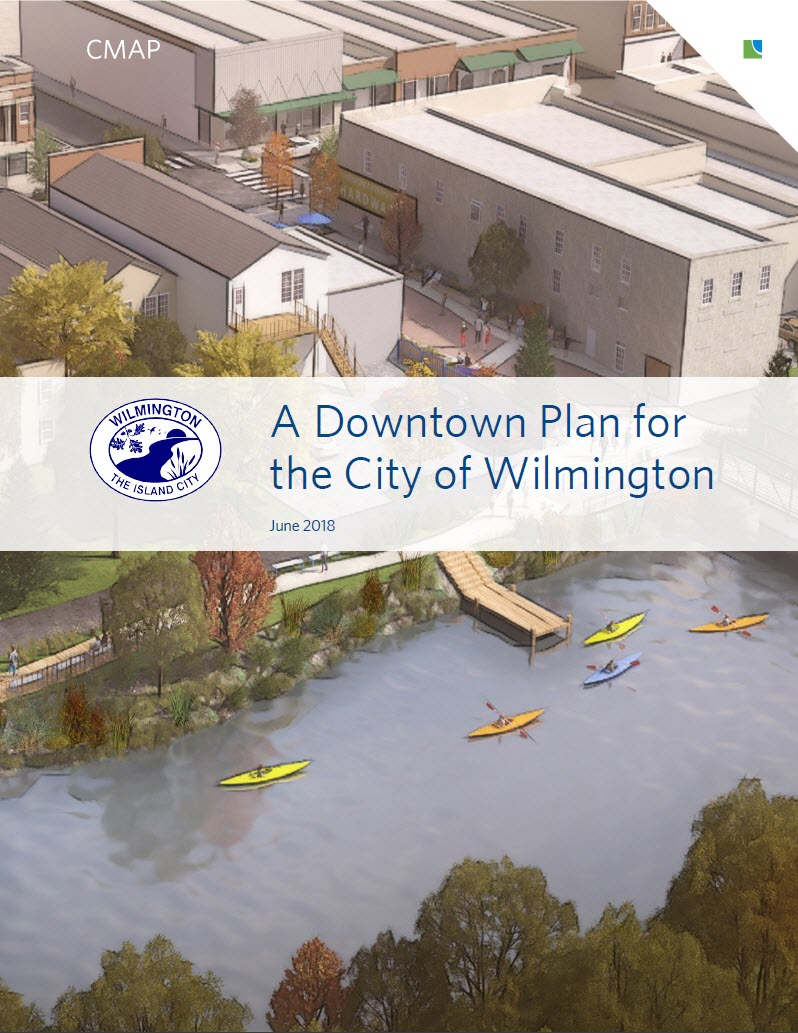 Wilmington Downtown Plan Cover